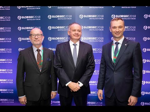 GLOBSEC 2018 Bratislava Forum