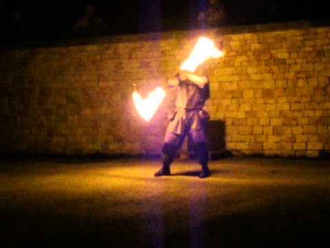 Nuit romane à St Gelais