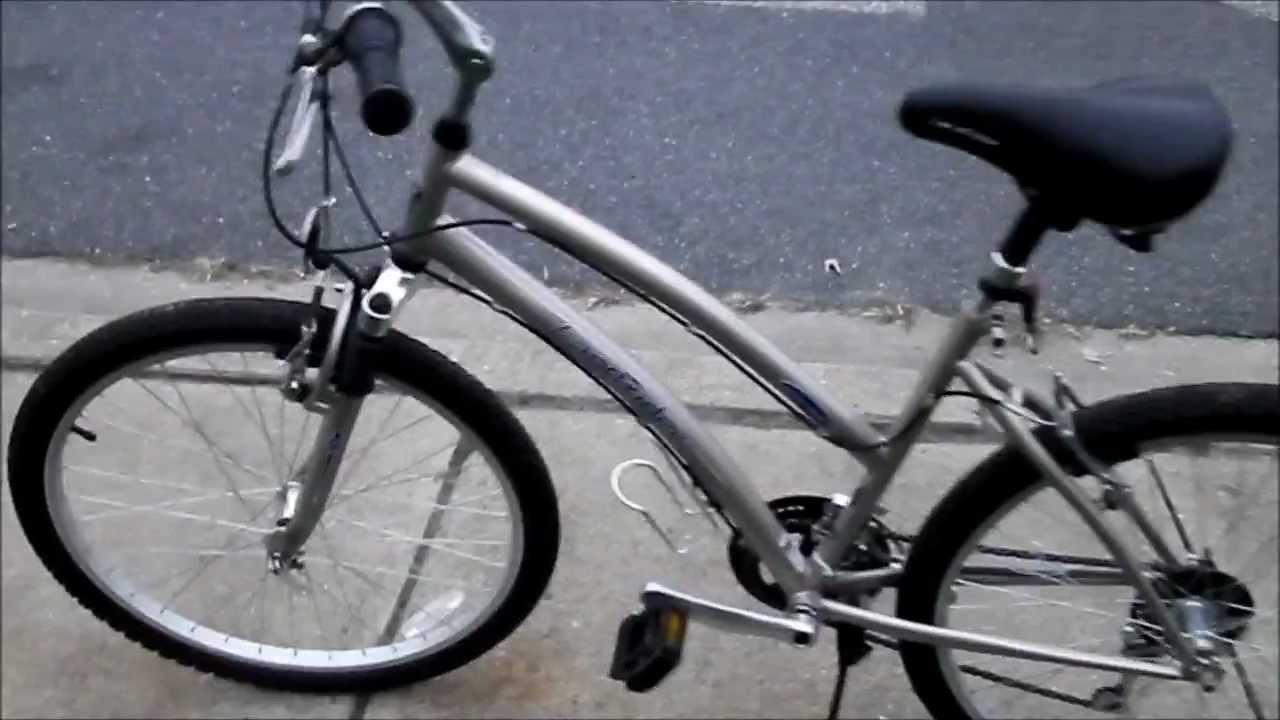 landrider auto shift bike