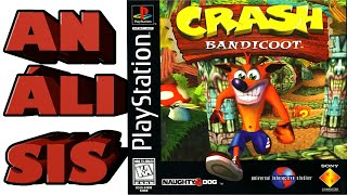 Análisis/Crítica: Crash Bandicoot 1 [1996] [Loquendo]
