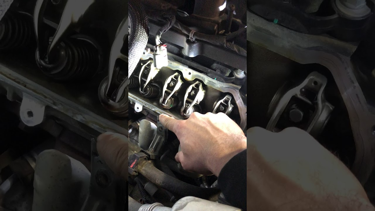 P050d Cold Start idle problems discussed  Runs rough cold by