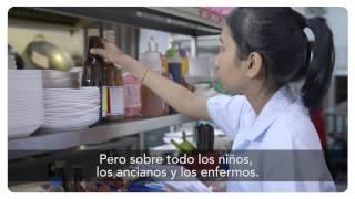 OMS: Día Mundial de la Salud 2015: Inocuidad de los alimentos