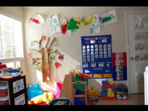 Daycare room decorating ideas youtube Dacare room designs