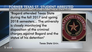 Former TSU student arrest for domestic terrorism/mass violence threats