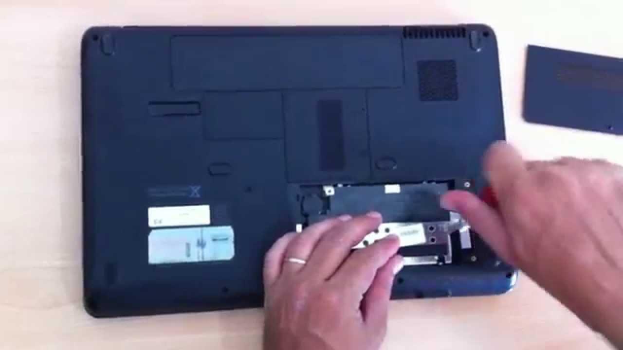 מבריק תיקון מחשבים ניידים - החלפת דיסק קשיח למחשב נייד - YouTube UD-37