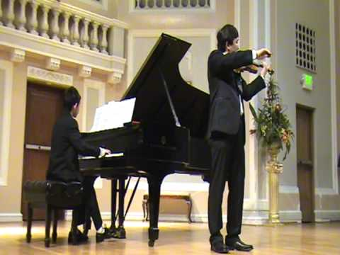 Song from A Secret Garden Violin with Piano