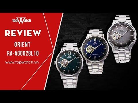 [REVIEW] Orient Bambino Open-heart 2018 (Bambino Bracelet) - TOPWATCH.VN (RA-AG0028L10B)