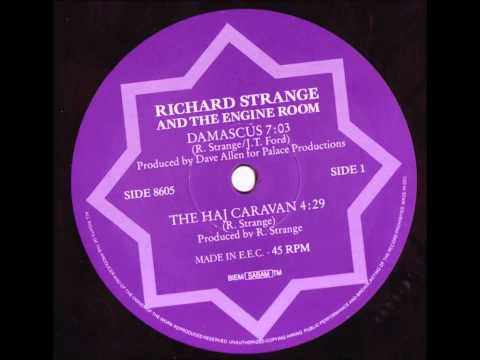 RICHARD STRANGE & THE ENGINE ROOM - Damascus