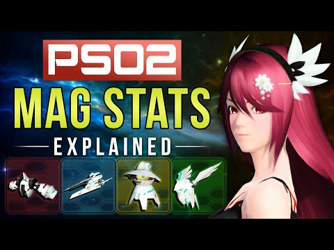 #PSO2 Mag Guide – WHY IS IT SO IMPORTANT? Explained & Simplified!