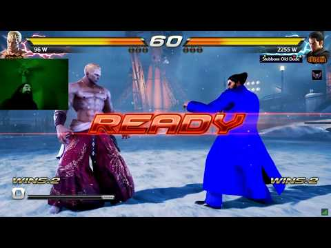 Tekken 7 Ranked w/ Geese | That Coat's An Unsightly Shade of Blue