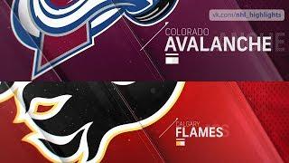 Calgary Flames vs Colorado Avalanche Oct 13, 2018 HIGHLIGHTS HD