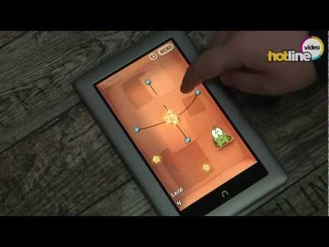 Обзор Barnes & Noble NOOK Tablet