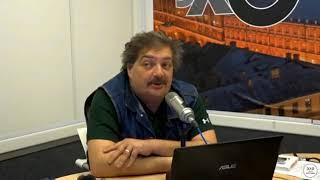 Быков  на радио  Эхо Москвы про Александра Невзорова