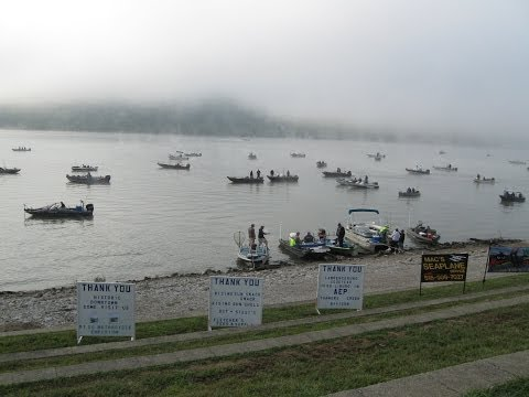 Ohio Valley River Cats 2013 Catfish Tournament Extended Version (47 Min)