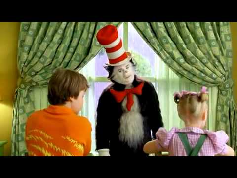 The Cat In The Hat Movie Trailer Youtube