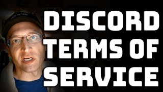 What's up with Discord's Terms of Service? Mp3