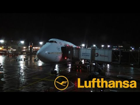 Lufthansa Full Flight |Frankfurt - Berlin| Boeing 747-400