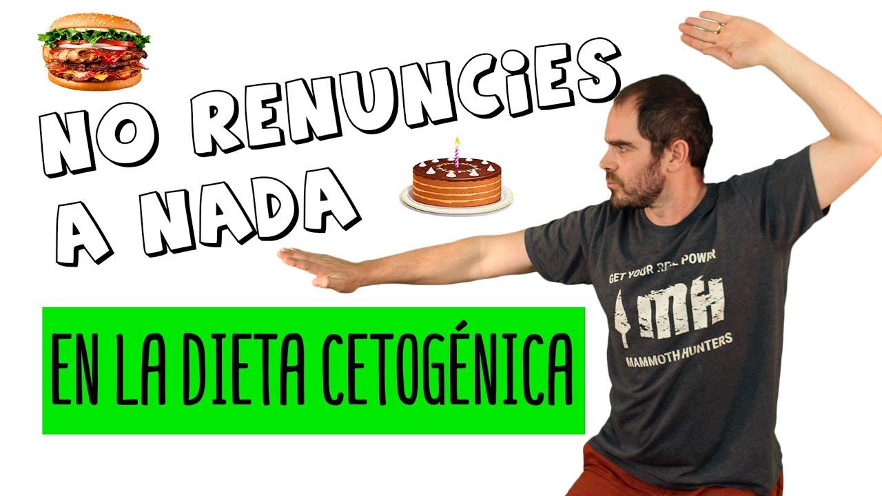 dieta cetogenica comida trampa