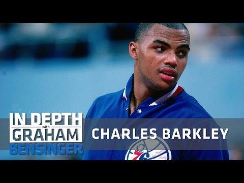 Barkley: I got really fat so 76ers wouldn't draft me