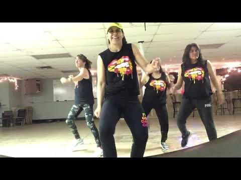 Diverse Crew I Further UP ( Na, Na, Na, Na) I Zumba Choreo I Static & Ben El, Pitbull