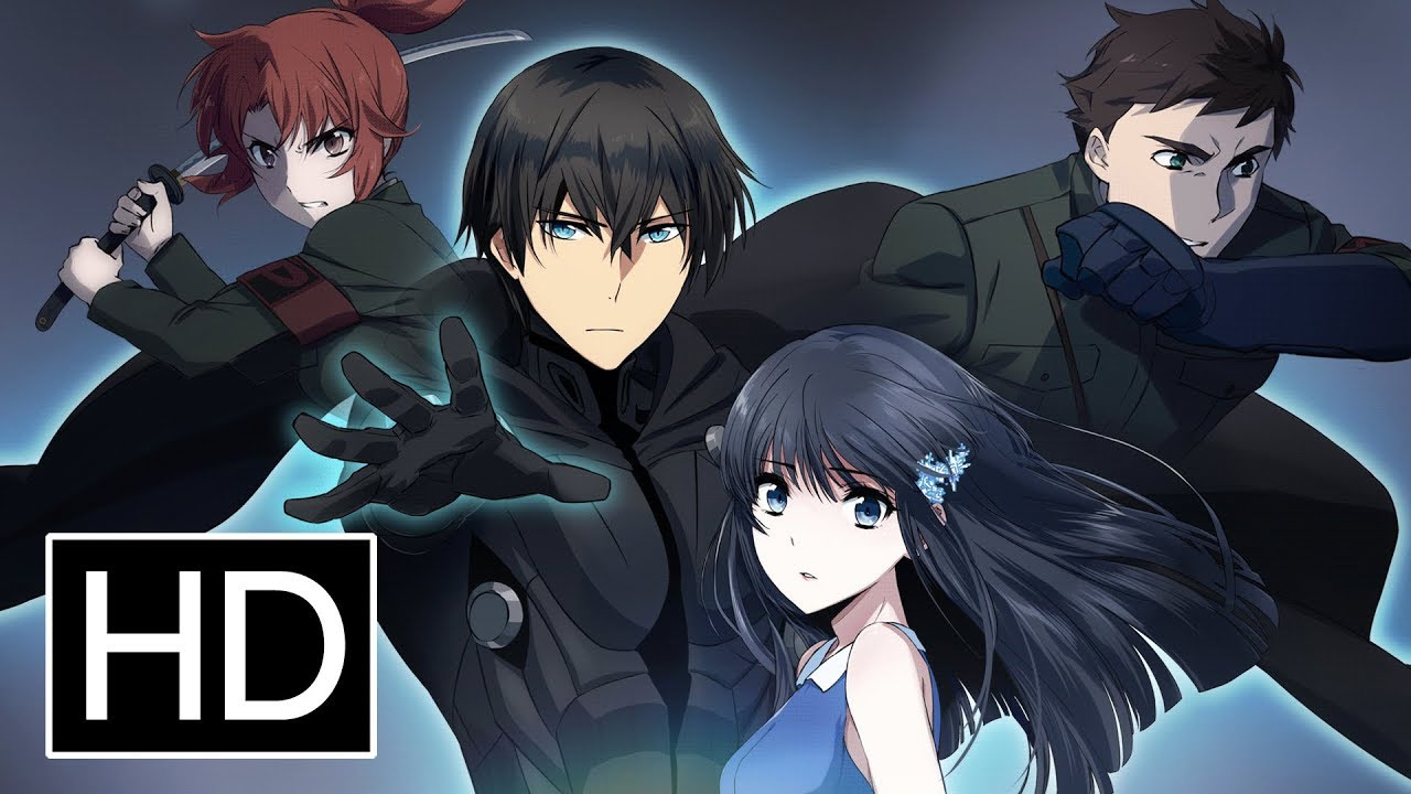 Image result for The Irregular At Magic High School: