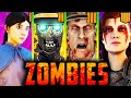 EVERY ZOMBIES EASTER EGG! (All 22 Maps!) [Call of Duty: Black Ops 1/2/3/4 Zombies]