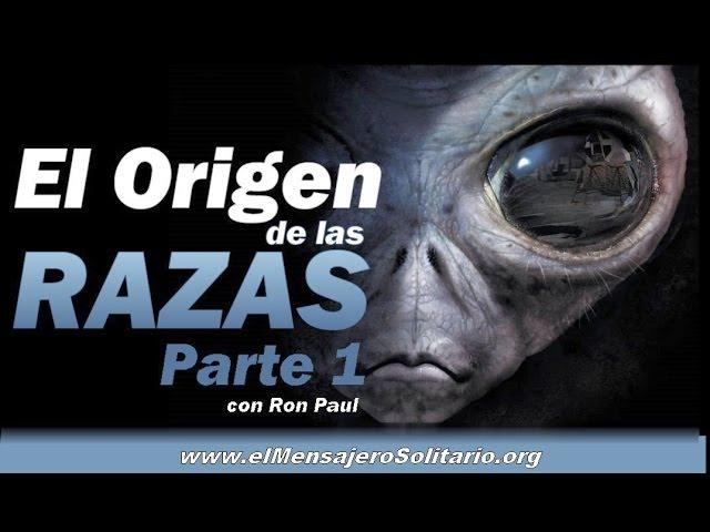 El origen de las razas humanas | El Mensajero Solitario.org