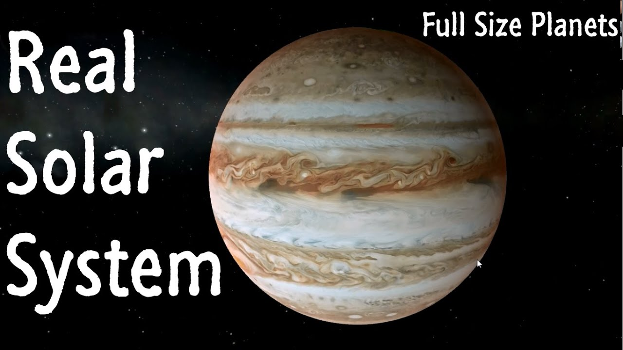 real pictures of the solar system planets - photo #2