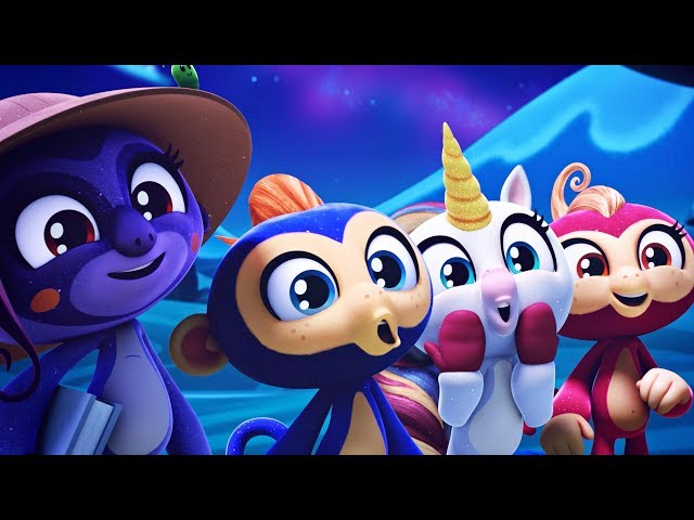 Fingerlings Tales | The Most Amazing Surprise | Kids Cartoons
