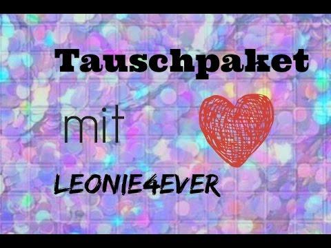 Tauschpaket mit Leonie4ever
