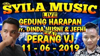 SYILA MUSIC LIVE GEDUNG HARAPAN ALL ATENSI - REMIX LAMPUNG 2019 || Aahheee