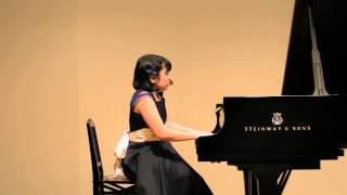 Debussy Suite Bergamasque 4: Passepied
