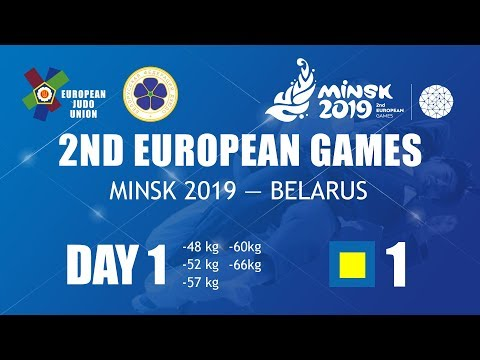 European Games 2019 - Minsk - Day 1 ELIMINATION