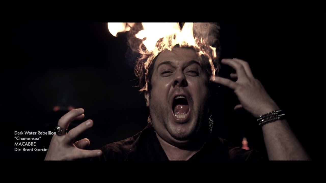 Chamensea (Official Music Video) - Dark Water Rebellion