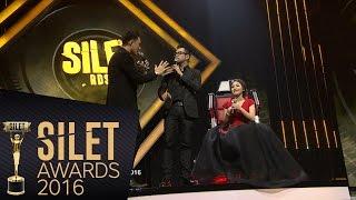 Kursi Panas Bersama Natasha Wilona Malah Raffi Yang Kena | Silet Awards 2016