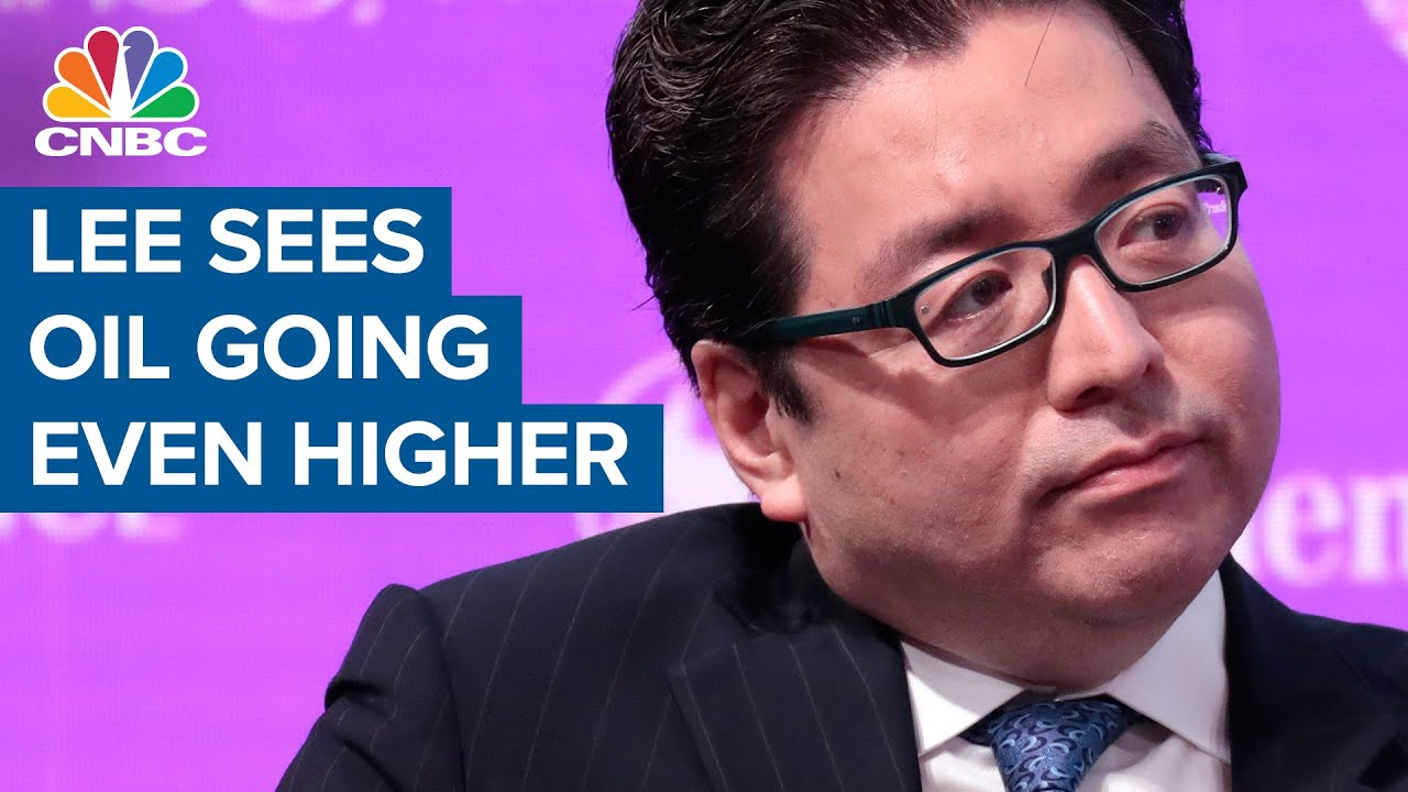Download Tom Lee sees oil going even higher after already hitting 2014 highs