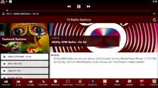 Ghana TV, Ghana Radio Stations , Ghana Mobile Application, Ability OFM Radio