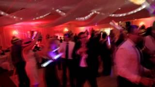 Exciting Wedding Introduction and Party at Berkley Plaza.  NJ Wedding DJ - Kerri & Joe
