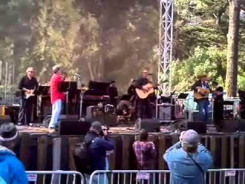 HSB - Doug Sahm tribute with Dave Alvin (excerpt)
