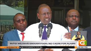 Government denies 10 Kenyans have died of hunger
