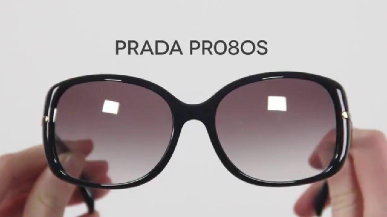 7b2e1763420690 Prada PR08OS Sunglasses Review