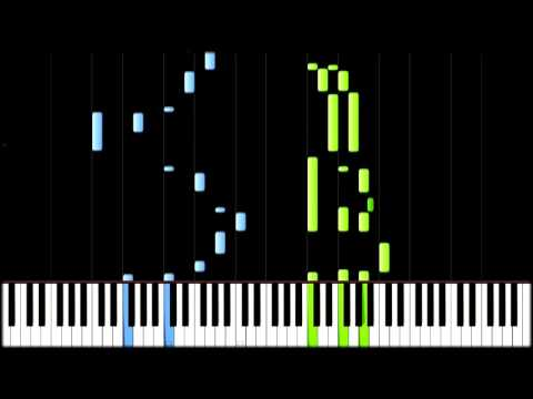 Victory | Two Steps From Hell - Piano Cover by Andrew Wrangell (Synthesia)