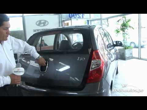 Hyundai i10 2011. Características y equipamiento - Todoautos.pe