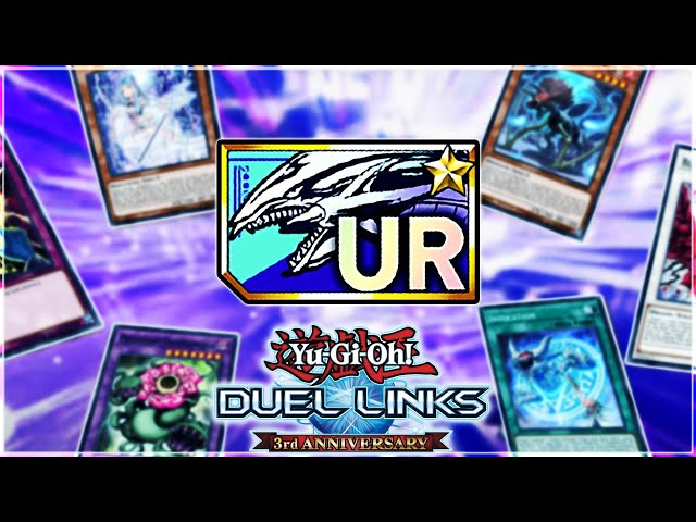 Yu-Gi-Oh! Duel Links | UR Dream Ticket! The BEST Cards To Get With KC CUP NOVEMBER 2020 Dream Ticket