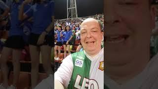 BGFC v Chiangrai United league cup final.