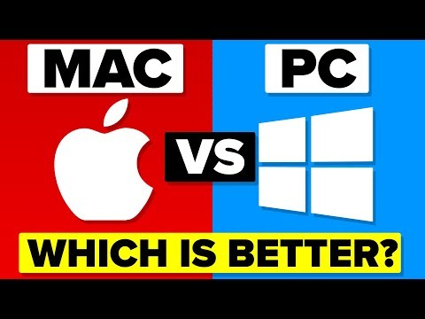 Mac vs PC - Which Is Better?