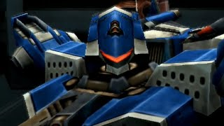 Quality test: Armored Core Last Raven