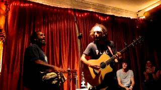 Jason Mraz - You Fucking Did It (new song) @ house show 14-09-2011