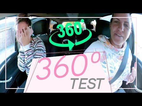 360 GRAD vlog / IHR könnt ALLES sehen / FRAU_SEIN