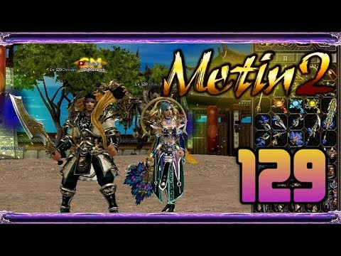 Metin2 DE [129] - Update 17.5 - Zodiac Temple - New Weapon/Armour